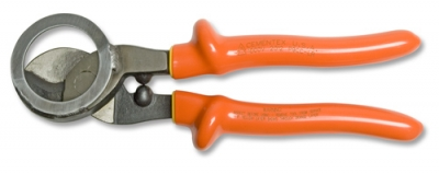 Cementex P9CC-LR Insulated Cable Cutter with Ring, 9-1/2""