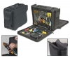 STC515T CAT5 Maintenance Tool Kit, 3-Sided Case