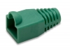 TCSRB60GN TrueConect RJ45 Strain Relief Boots, GREEN 100 Pk