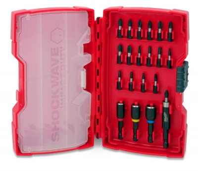 Milwaukee 48-32-4401 Shockwave Impact Drill Driver Bit Set, 29pc