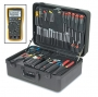 "STC701R-04 Technician Maintenance Tool Kit+117 DMM, 8"" Hard Case"