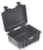 ArmaCase AC4000BE BLACK Watertight Case, Empty, 15 x 10.6 x 6.5