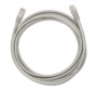 TrueConect 7ft Snagless Cat6 Patch Cable, Gray